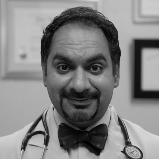 31: Revolutionizing Healthcare with Dr. Samir Qamar, Founder and CEO of MedLion and MedWand!
